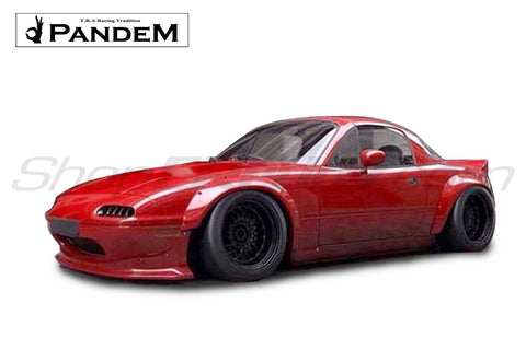 Pandem Aero - Mazda Miata (NA) - Full Kit In-stock!