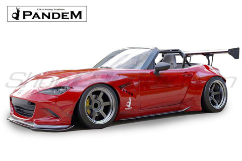 SHOPGREDDY SALE!  Pandem Aero - Mazda Miata (ND) - Full Kit in-stock