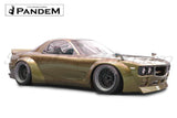 Pandem Boss Aero - Mazda RX7 (FD3S) - Full kit now in-stock!
