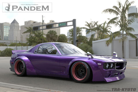 Pandem Boss Aero - Mazda RX7 (FD3S) - now in-stock!