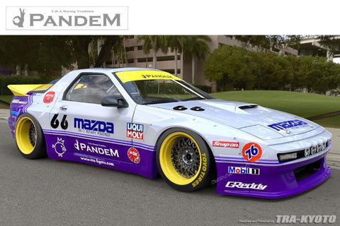 New Pandem Aero Mazda Rx7 Fc3s Now Accepting Pre Orders