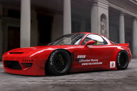 Side By Side For Sale >> Rocket Bunny V2 Aero - Mazda RX7 (FD3S) – shopgreddy