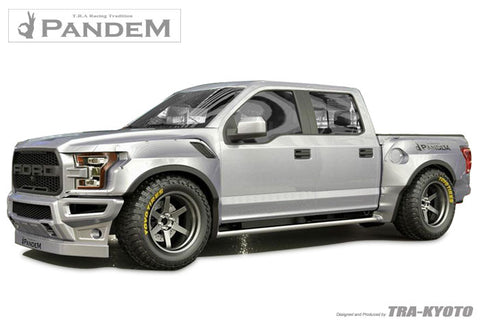 Pandem Aero - Ford Raptor - NEW!