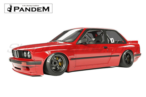 Pandem Aero - BMW (E30) - Full Kit In-Stock!