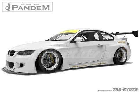 Pandem Aero - BMW M3 (E92) - Full Kit w/out Wing, In Stock!