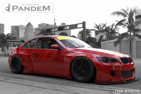 Pandem Aero Bmw M3 E92 Full Kit W Out Wing In Stock Shopgreddy
