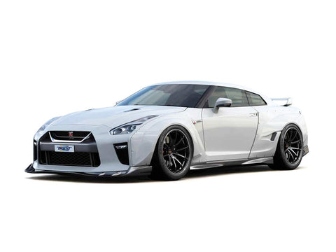Nissan (R35) GT-R   2017-on GReddy Widebody Aero Kit - NEW!
