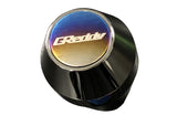 Titanium GReddy Disk Emblem - for Type-A Shift Knob - NEW