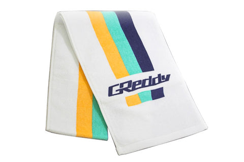 JDM TRUST / GReddy Sports Towel - Online Store Exclusive - NEW!