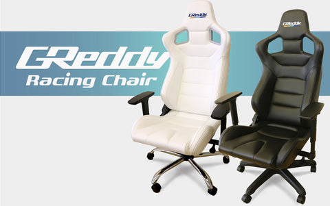 Black Friday Offer:  GReddy Racing Office/Gaming Chair Ver.2 - Pre-Sale Starts 11/27,  ETA late Jan. 2021
