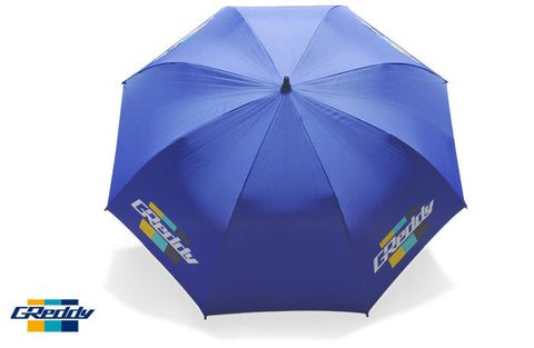 GReddy Logo Umbrella - Royal Blue - New!