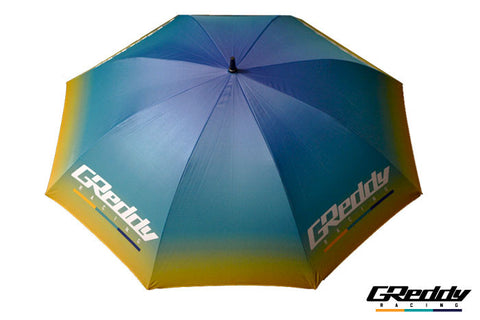 GReddy Racing Team Umbrella - Gradient Pattern