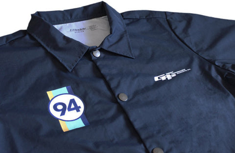 GReddy Performance Products Heritage Jacket, 962C - Navy Blue
