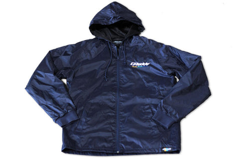 GReddy Racing Team Hooded Jacket - Blue