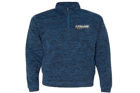 GReddy Racing Team Poly Fleece, Blue  - NEW!