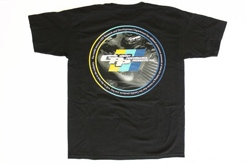 GReddy Performance Products Seal Tee, Montage - Black  -NEW!