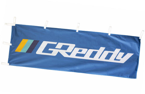 GReddy Nobori Flag / Banner - Royal Blue  + INTRODUCTORY OFFER!