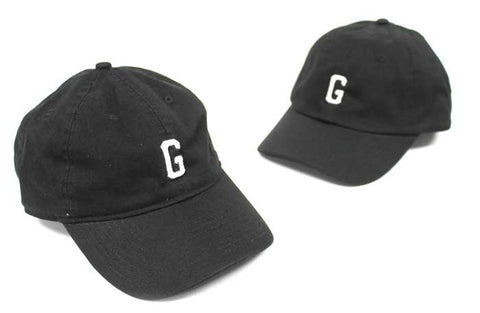 "GReddy ""Mini-G"" Dad's Cap (Adult or Kids) - Black"