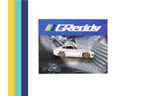 GReddy GPP Metal Pin Collection - New!