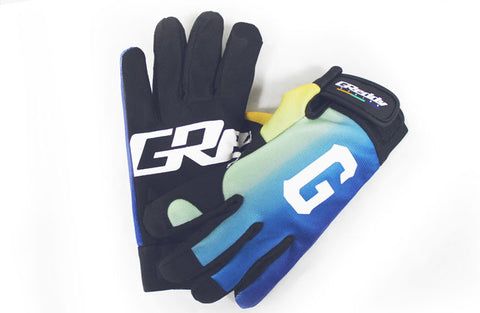 GReddy G  Mechanic's Gloves - Gradient