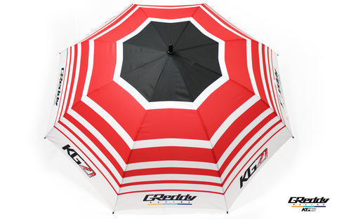 GReddy Racing x KG21 Umbrella - NEW!