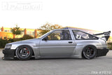 Pandem Aero - Toyota (AE86) Corolla Levin Hatchback - Full Kit In-stock!