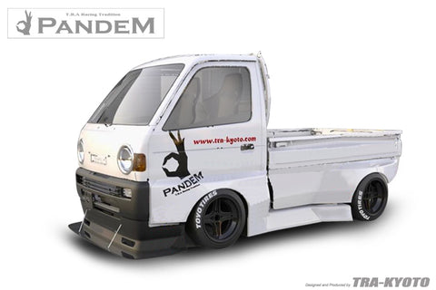 Pandem Aero - Suzuki Carry - NEW!