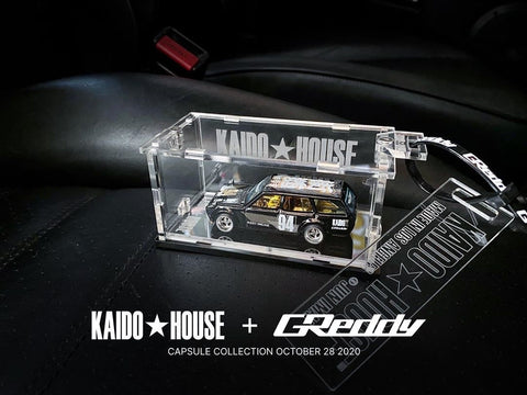 Kaido X GReddy Custom 510 Wagon - GPP Live Capsule - 25/25 SOLD OUT!