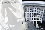 Pandem Window Net - White