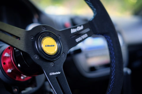 Exclusive Vtec Club USA X GReddy Steering Wheel - Limited Edition (only 50pcs.) - * RELEASING 8/31 *. SOLD OUT!