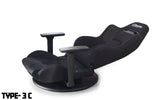 GReddy Racing Gaming Chair (Low) Ver.3 Leather or Cloth Fabric - Special Pre-order