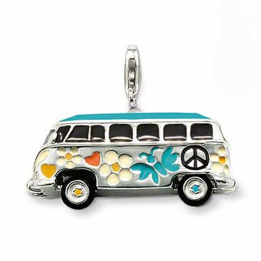 VW Hippie Van Necklace