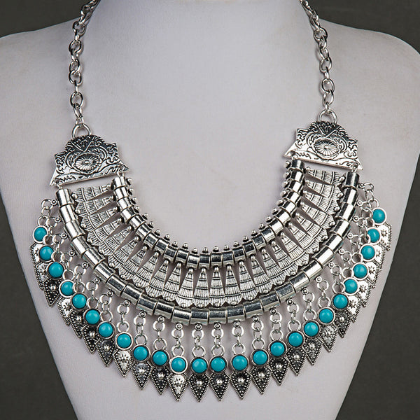 Bohemian Ethnic Collar Necklaces