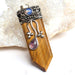Crystals Sword Stone Pendants