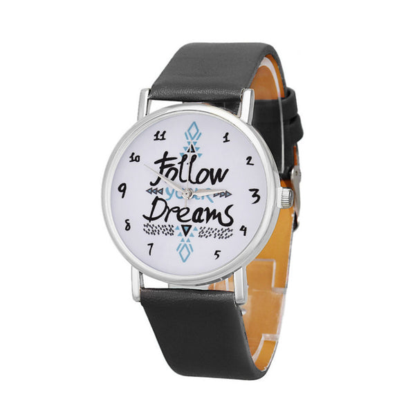 Follow Dreams Watch