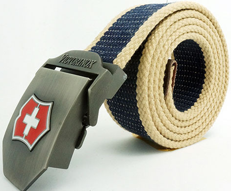 Woven Clip Belt (2 Colors) - TakeClothe - 2