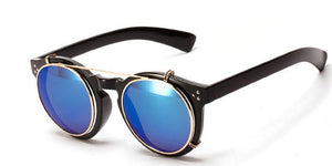 Retro Round Sunglasses  (5 Colors) - TakeClothe - 4
