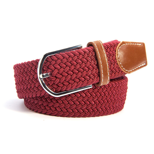 Woven Cord Belt - TakeClothe
