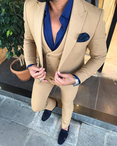 Joseph Camel Slim-Fit Suit