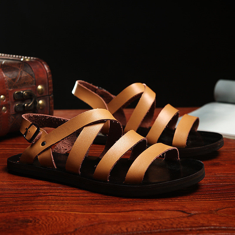 Gladiator Sandals (3 Colors) - TakeClothe - 2