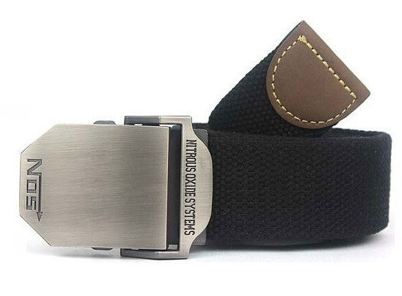 Woven Clip Belt (9 Colors) - TakeClothe - 4