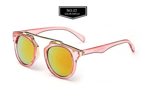 Round Sunglasses (13 Colors) - TakeClothe - 12