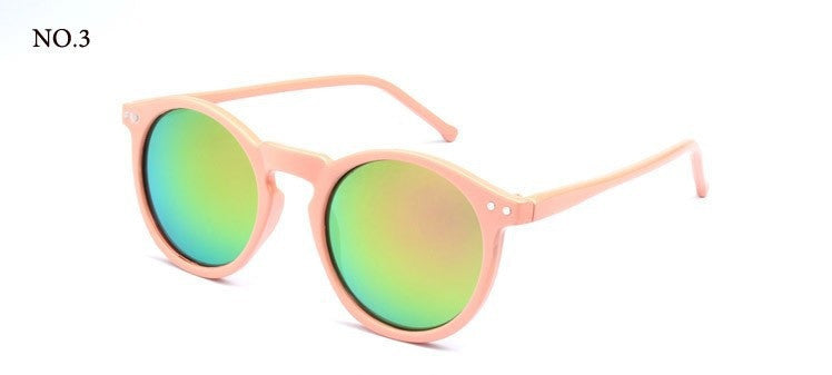 Round Sunglasses (13 Colors) - TakeClothe - 14