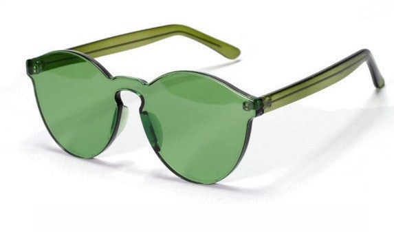 Clear Plastic Sunglasses (5 Colors) - TakeClothe - 4