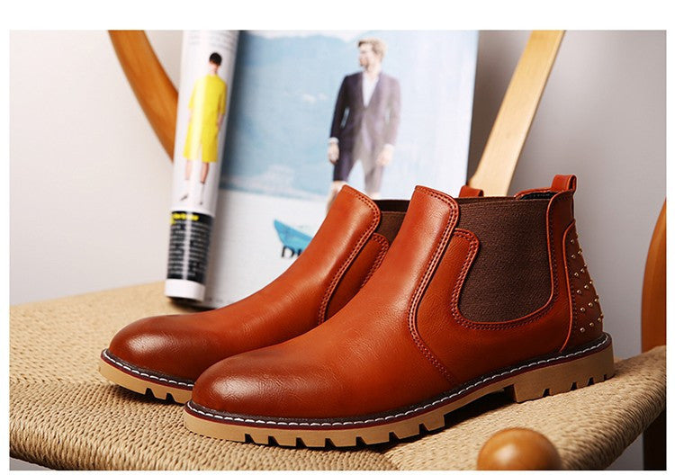 Chelsea Boots (3 Colors) - TakeClothe - 4
