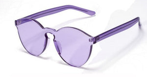 Clear Plastic Sunglasses (5 Colors) - TakeClothe - 6