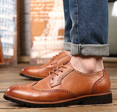 Brogue Shoes (2 Colors) - TakeClothe - 2