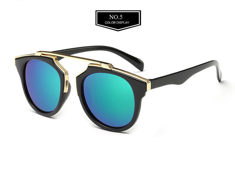 Round Sunglasses (13 Colors) - TakeClothe - 3