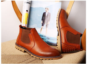 Chelsea Boots (3 Colors) - TakeClothe - 5