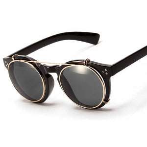 Retro Round Sunglasses  (5 Colors) - TakeClothe - 5